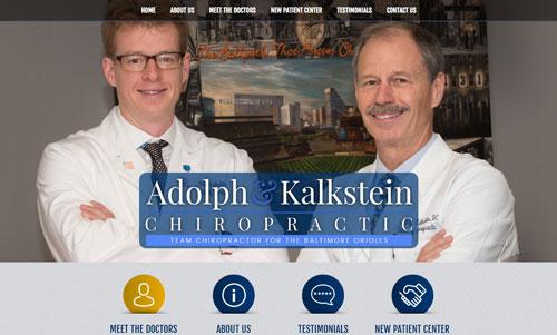 Adolph & Kalkstein Chiropractic