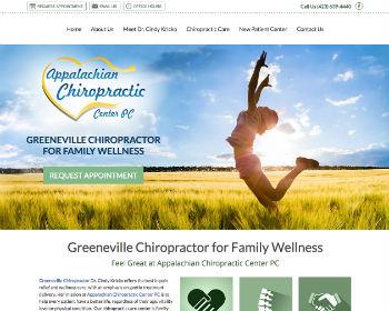 Greeneville Chiropractor