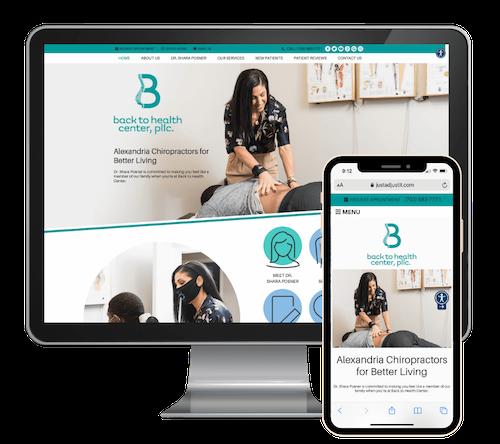 backtohealth-website
