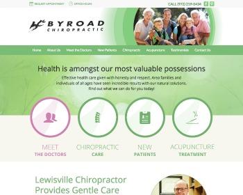 Chiropractor Lewisville