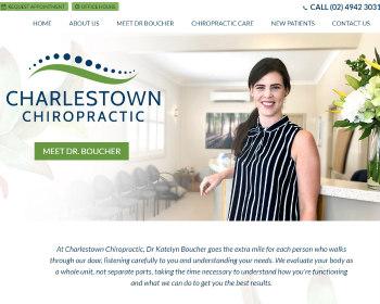 Chiropractor Charlestown