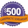 March 2017 Chiropractic Scholarship Winner