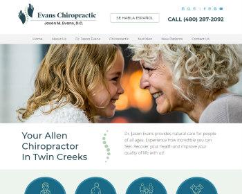 Chiropractor Allen TX