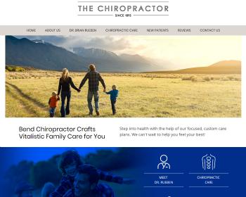 Chiropractor Bend