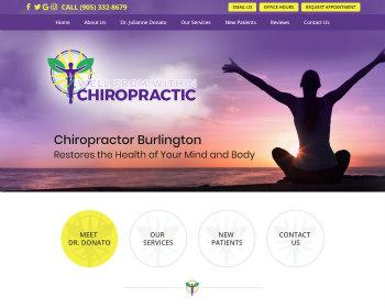 Chiropractor Burlington