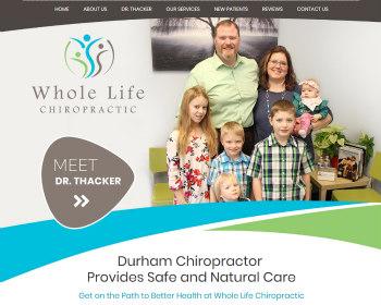 Chiropractor Durham