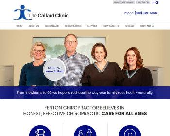 Chiropractor Fenton MI