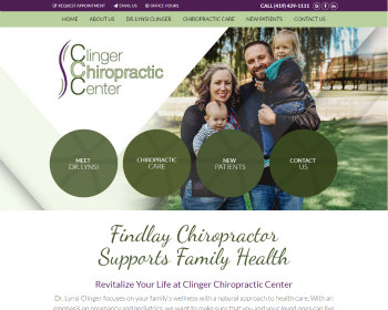 Chiropractor Findlay