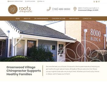 Chiropractor Greenwood Village