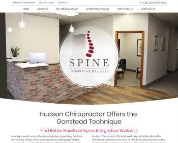 Chiropractor Hudson