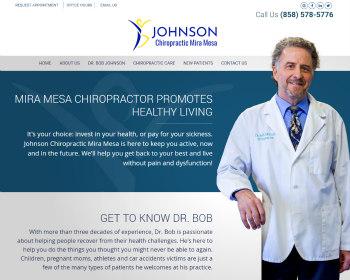 Chiropractor Mira Mesa