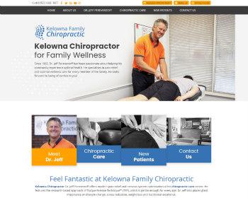 Chiropractor Kelowna