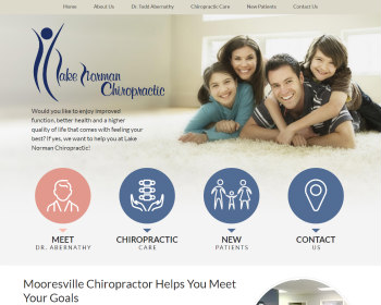 Chiropractor Mooresville