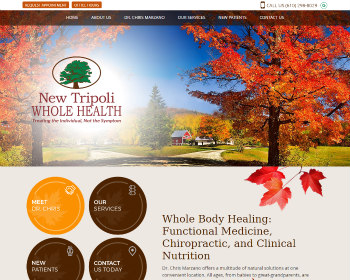 Chiropractor New Tripoli