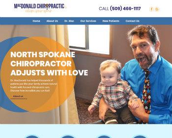 Chiropractor North Spokane