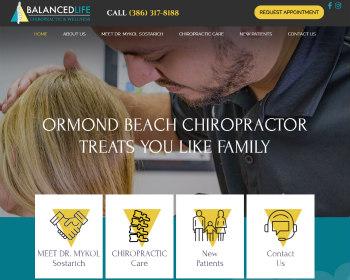 Chiropractor Ormond FL