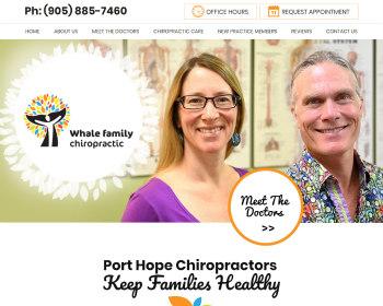 Chiropractor Port Hope