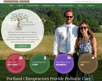 Chiropractor Portland Maine