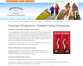 Chiropractor Shawnee