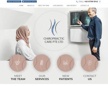 Chiropractor Tanglin Singapore
