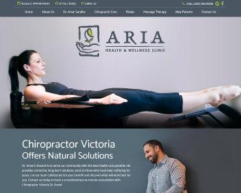 Chiropractor Victoria
