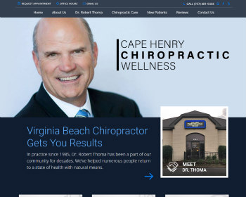 Chiropractor Virginia Beach
