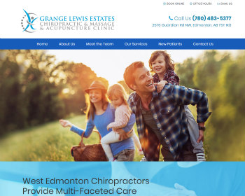 Chiropractor West Edmonton