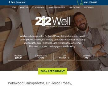 Chiropractor Wildwood MO