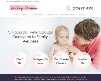 Chiropractor Peterborough