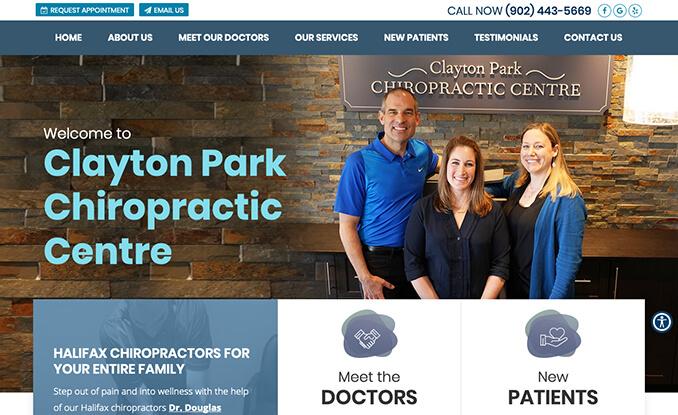 Clayton Park Chiropractic Centre