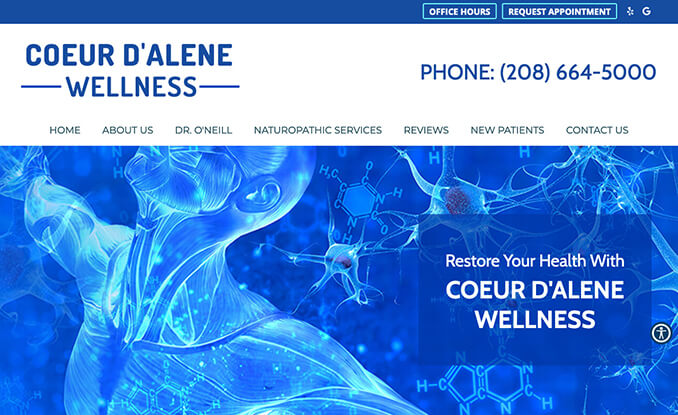 Coeur D'Alene Wellness