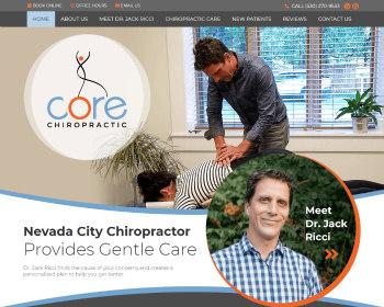 core-chiropractic-chiropractor-nevada-city