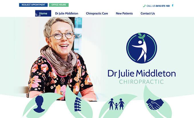 Dr. Julie Middleton Chiropractic