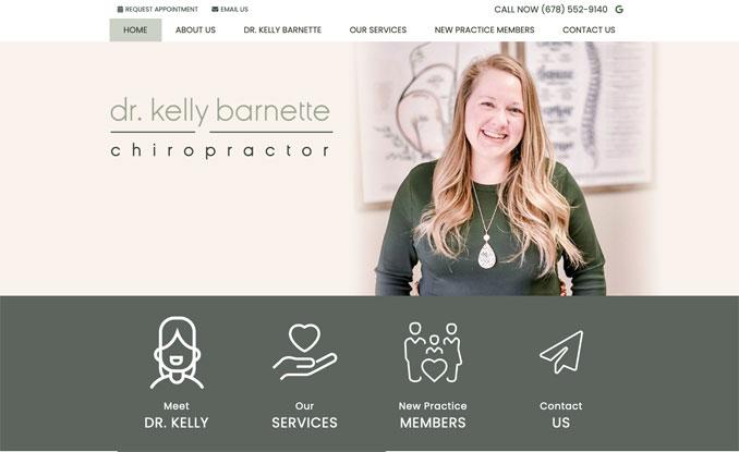Dr. Kelly Barnette