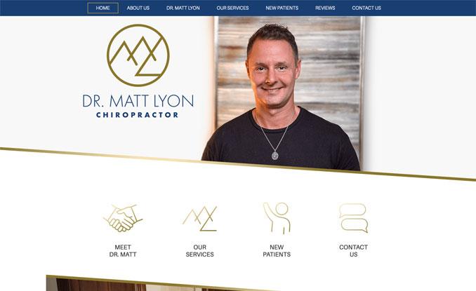 Dr. Matt Lyon