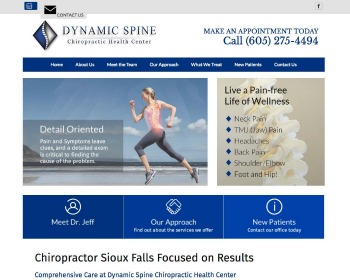 Sioux Falls Chiropractor