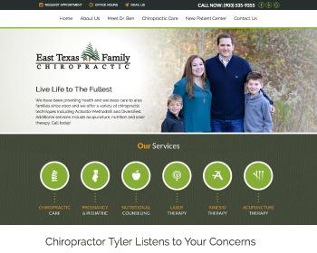 Chiropractor Tyler