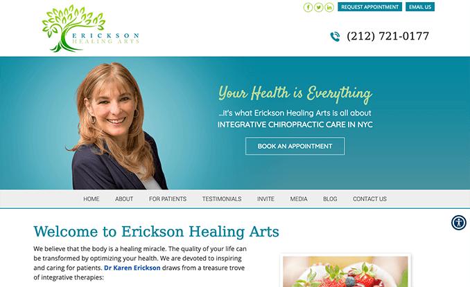 Erickson Healing