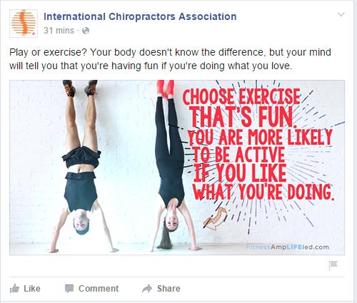 ICA FB Post