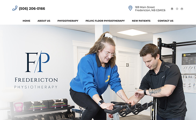Fredericton Physiotherapy