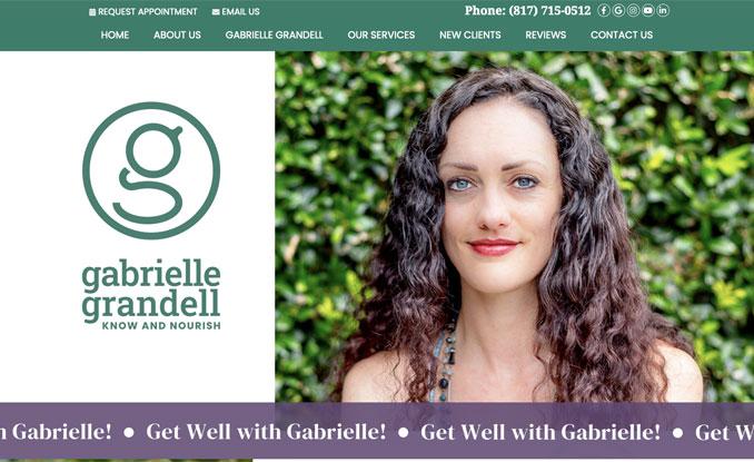 Gabrielle Grandell