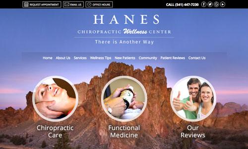 Hanes Chiropractic Wellness