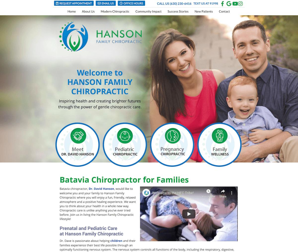Hanson Family Chiro