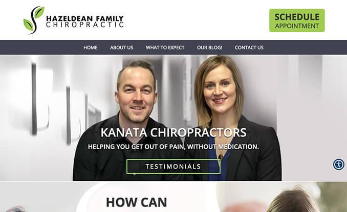 Hazeldean Family Chiropractic