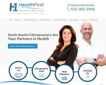 Chiropractor South Austin