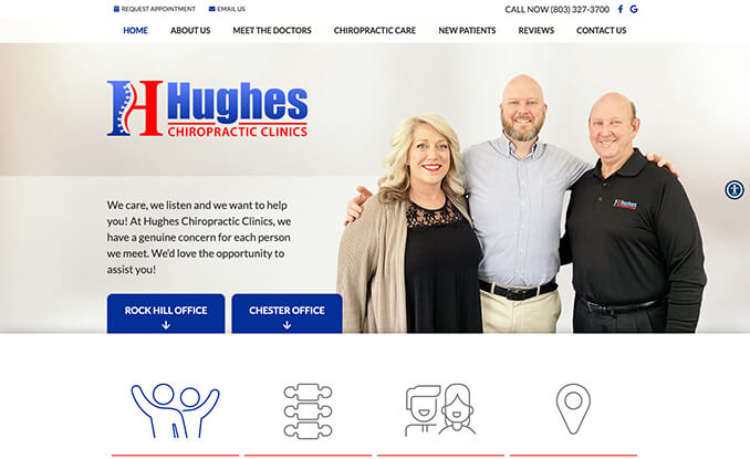 Hughes Chiropractic Clinics