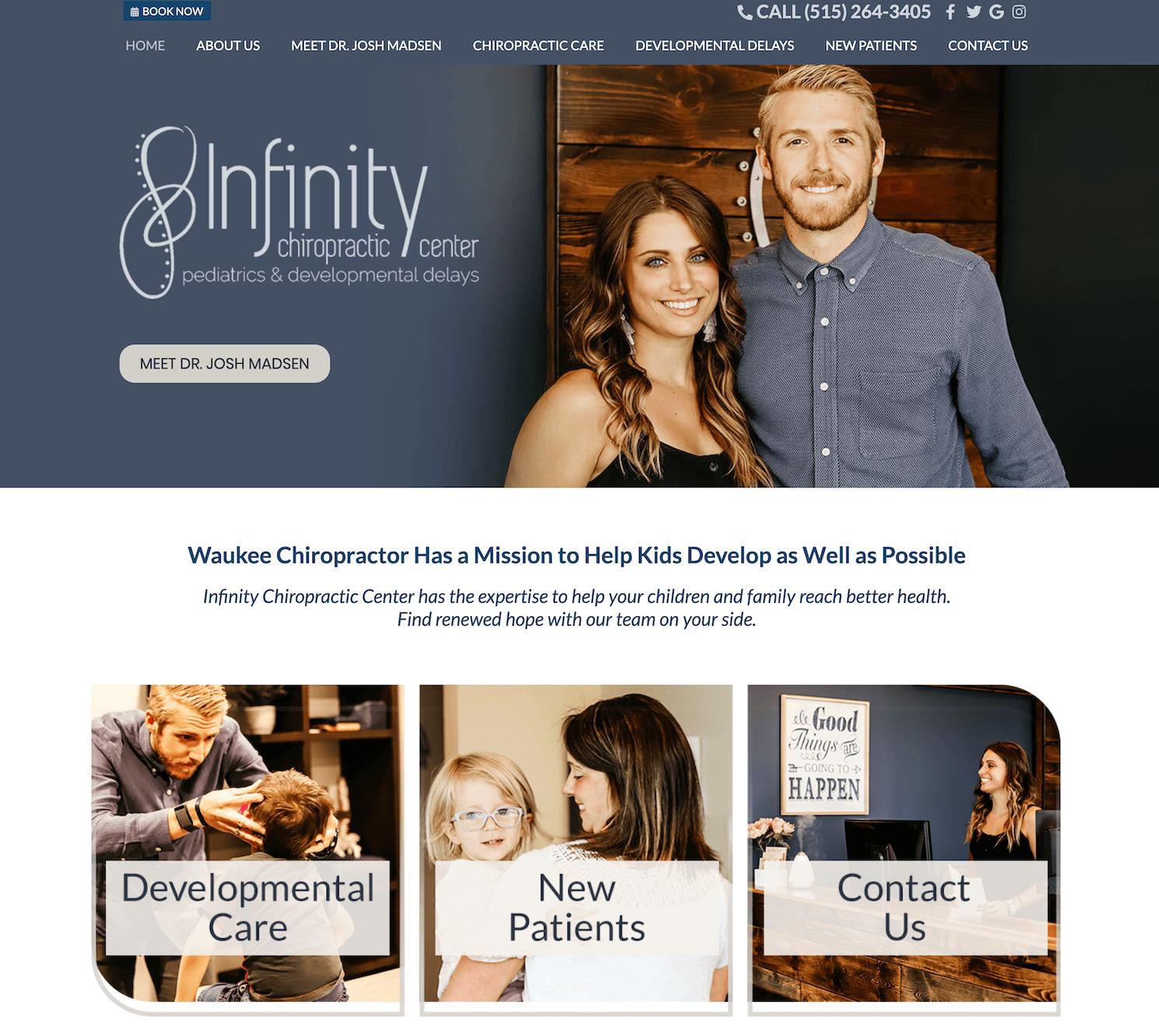 Iowa Infinity