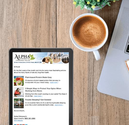 chiropractic-newsletter