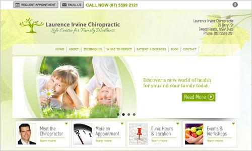 Laurence Irvine Chiropractic