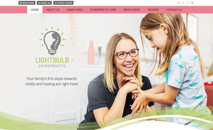 Lightbulb Chiropractic